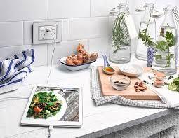 usb power points - Legrand in kitchen