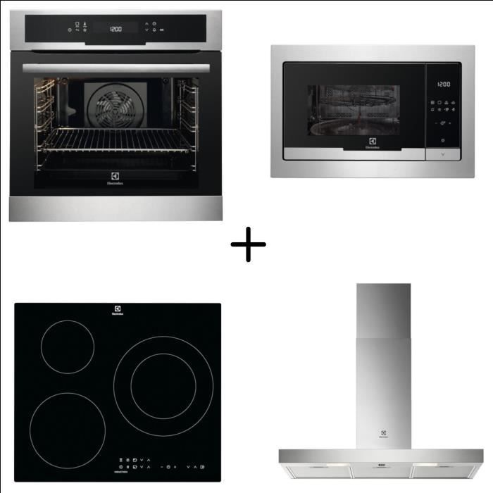 Electrolux Eec5799box Four Electrolux Cit60331ck Plaque De Cuisson Electrolux Eft39x Hotte Electrol Emt25207ox Encastrable En 2020 Table De Cuisson Induction Table De Cuisson Et Micro Onde Grill