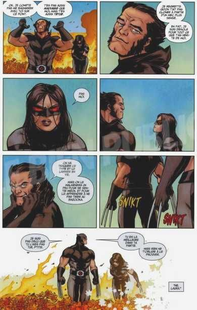 All-New Wolverine avec X-23 chez Panini Comics