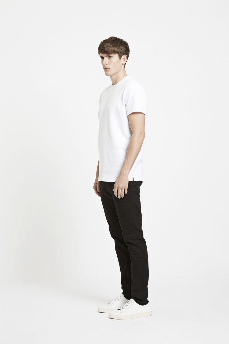 WEARECPH - Ibrahimovic t-shirt in white.  www.wearecph.com #wearecph #aw16 #mensfashion #menswear #streetwear #mensstyle #streetstyle
