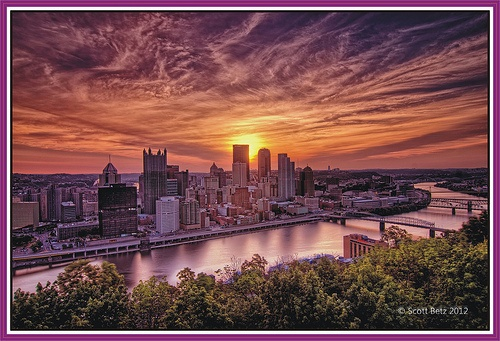 how to get to mount washington pittsburgh