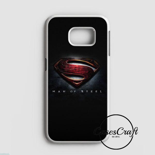 Man Of Steel Superman 2013 Samsung Galaxy S7 Case | casescraft