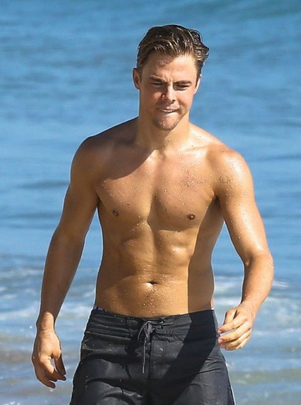 Derek Hough ... #justsaying