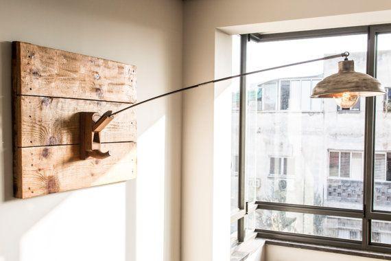 Applique lampada montata paralume in alluminio di StudiORYX