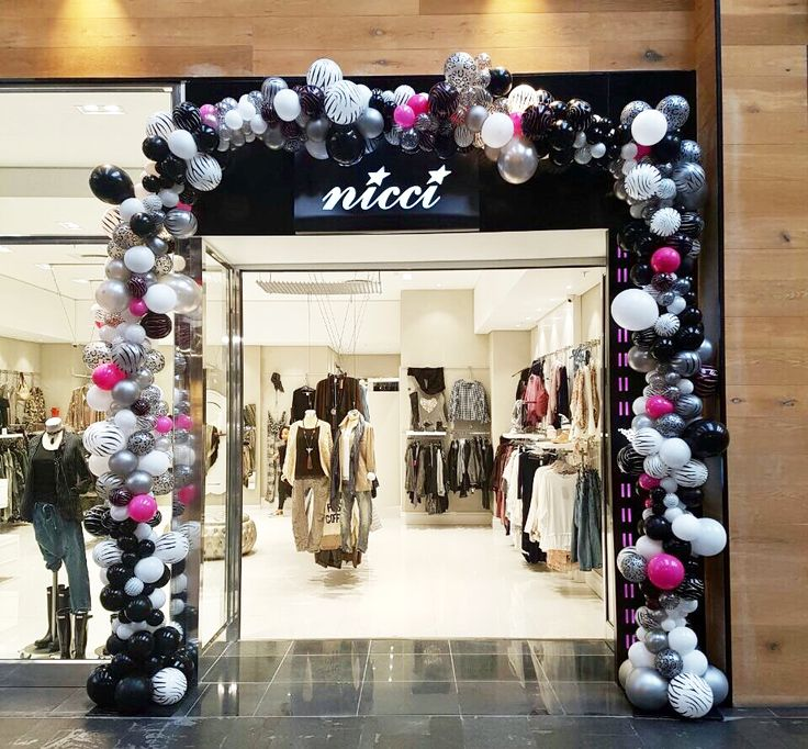 Beautiful new #Nicci store in Menlyn Maine!