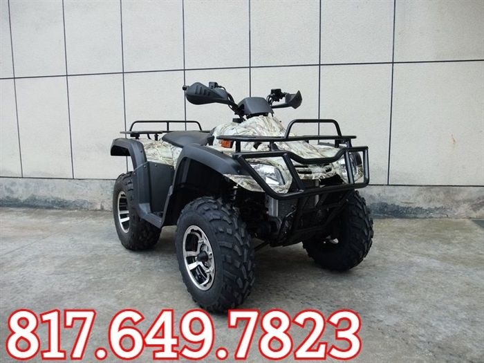 Monster 250CC ATV Shaft Drive Sale Price: $2,299.00