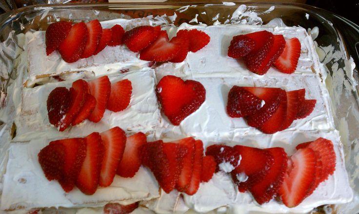 17 beste idee n over aardbeien lagen dessert op pinterest engel voedsel kleinigheid aardbei - Hoe je een centrum eiland keuken te maken ...