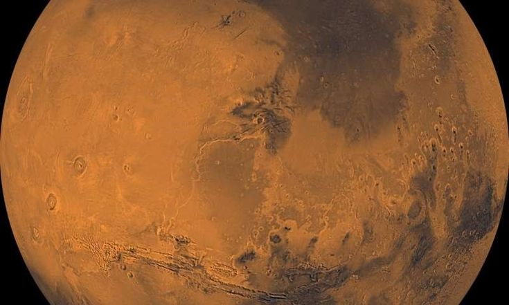 A study published in the journal Earth and Planetary Science Letters posits that Mars formed in what today is the Asteroid Belt, roughly one and a half times as far from the sun as its current position, before migrating to its present location. The assumption has generally been that Mars formed near Earth from the same building blocks, but that conjecture raises a big question: why are the two planets so different in composition? Mars contains different, lighter, silicates than Earth, more akin
