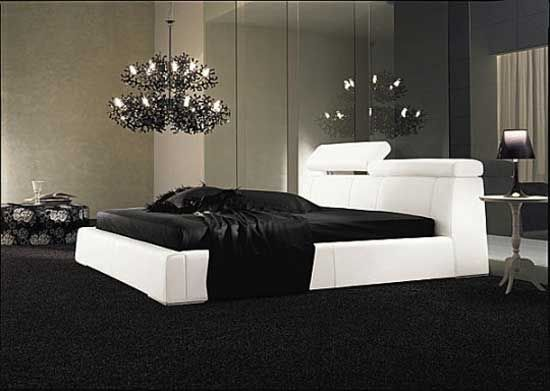 Black And White Bedroom Ideas Home Design