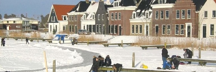 By far the most beautiful holiday resort I ever stayed at in The Netherlands, and amazing how childfriendly.