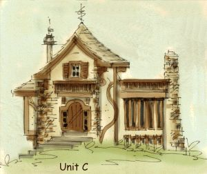 old english style house plans old world house plan country cottage charming stone and - English Cottage House Plans