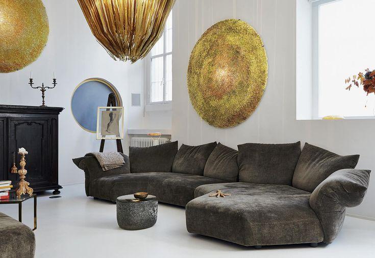 Edra Unusual And Extraordinary Elegance For T In 2021 Sofa Design Contemporary Furniture Design Luxury Furniture
