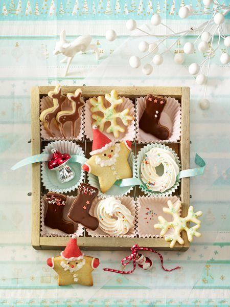 Diese tollen Plätzchenrezepte kommen nicht nur bei den großen, sondern vor allem auch bei den kleinen Weihnachts-Fans sehr gut an.Einen