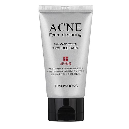 Acne Foam Cleansing  Skin supplement for pimply skin  $19 to worldwide