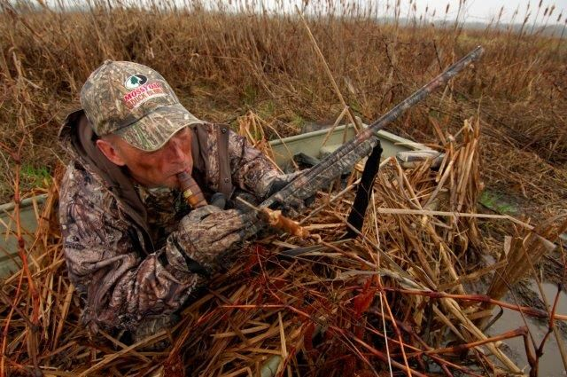 How To Choose Duck Goose Blind Locations Posted