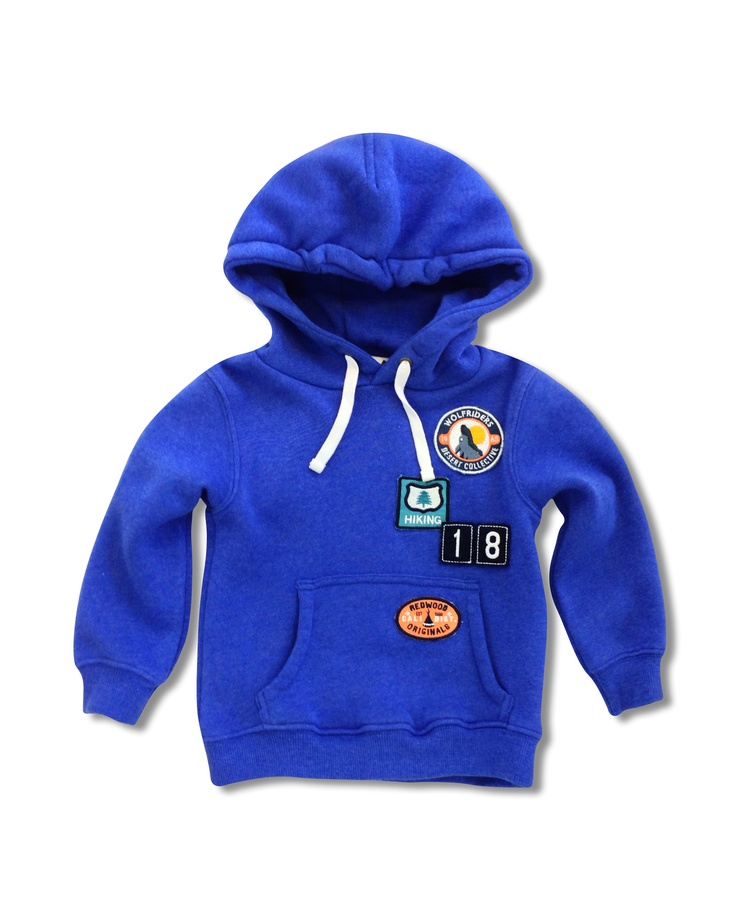 the MEDALLION hoodie. available in 3 colours, in ages 0 - 7. www.industriekids.com.au