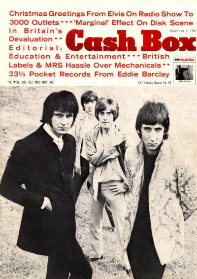 Image result for the who magazine covers