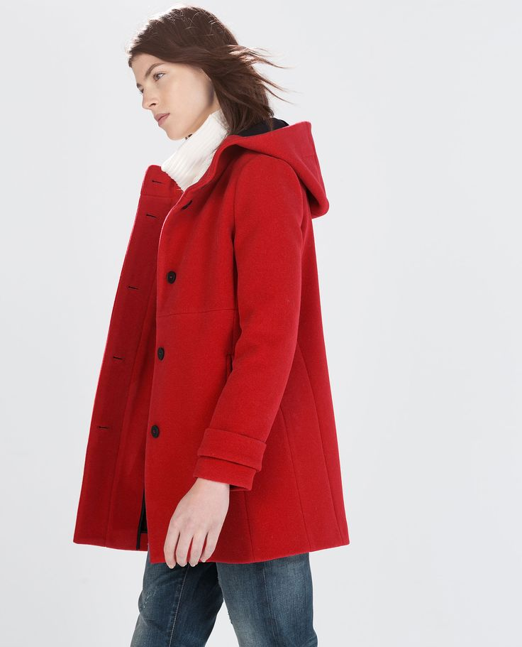 The 25  best Red wool coat ideas on Pinterest | Winter coats ...