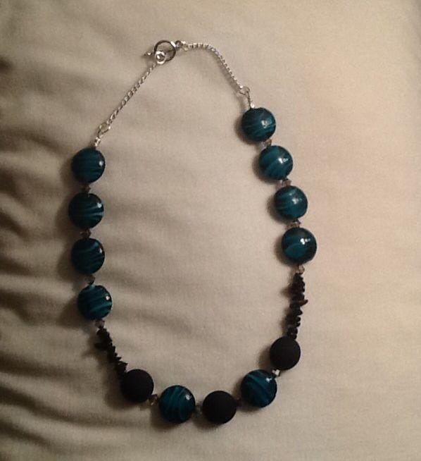 Necklace by #JulijanaJewelry