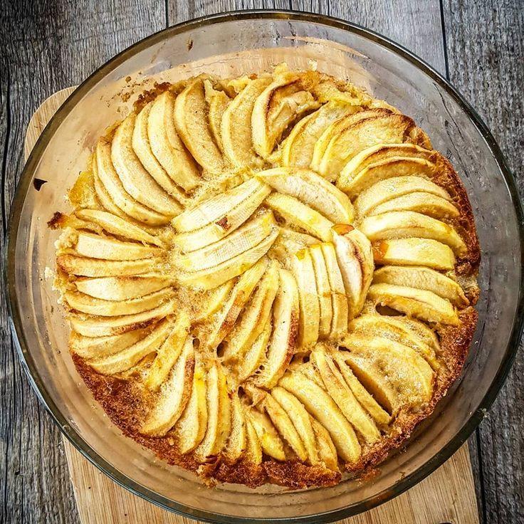 Petit dessert aux pommes en toute simplicité....