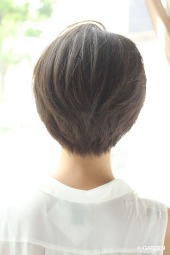 short haircuts front and back the 25 best hair back view ideas on 1959 | 1198c0785d45fd76e44bd33c69fc477c short hair back view pixie cut