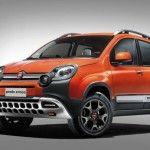 Terenowy Fiat Panda Cross z napędem 4x4