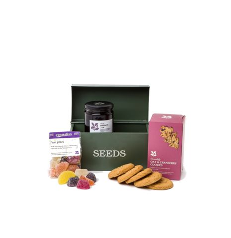 National Trust - The potting shed seed box