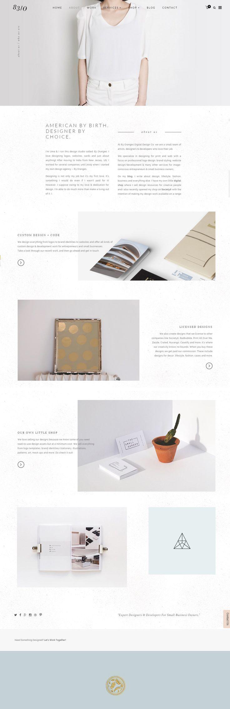 """layout für künstlervorstellung oder """"the art of web"""""""