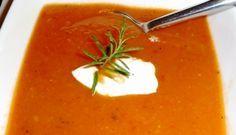Pittige Spaanse Tomaten Paprikasoep recept   Smulweb.nl