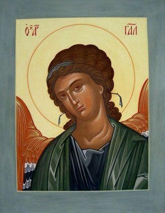 Pyh� Arkkienkeli Gabriel