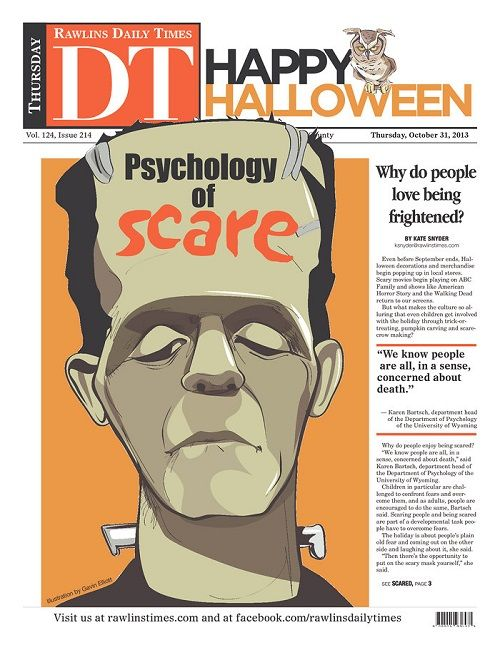 Today's Scariest Newspaper Front Page Belongs to… | FishbowlNY