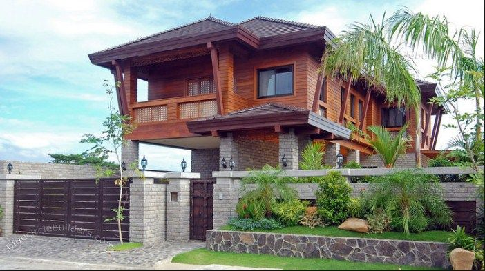 Native Filipino House Design Bamboo House Design Modern