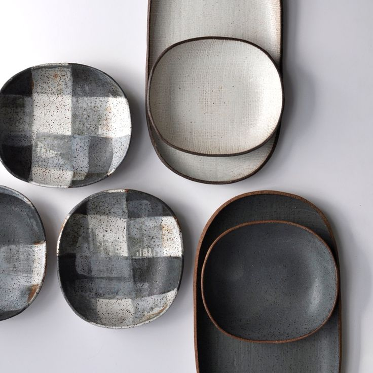 New Clay Makers Market, ceramic dishes