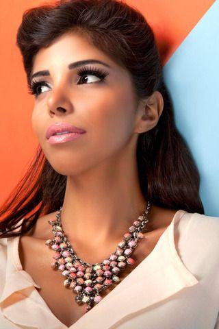 بالصور مجموعة اكسسوارات صيف ٢٠١٣ من عليا خفاجة سوبرماما Fashion Diamond Necklace Diamond