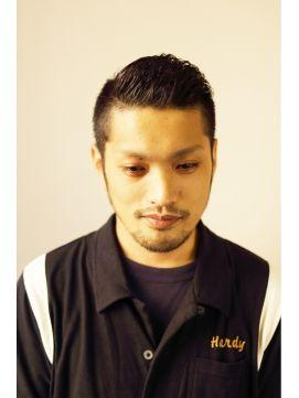 メンズヘアスタイル 【ポマードが似合う髪型】   男前研究所