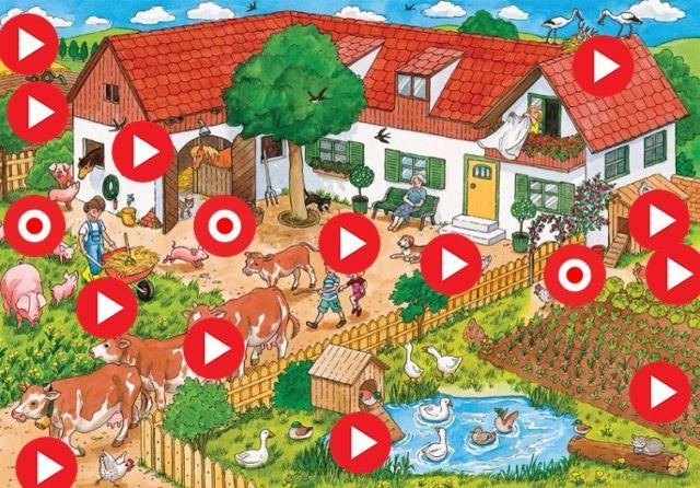 *▶ De boerderij!