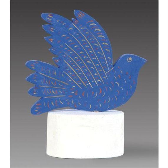 Alecos Fassianos, Blue Bird