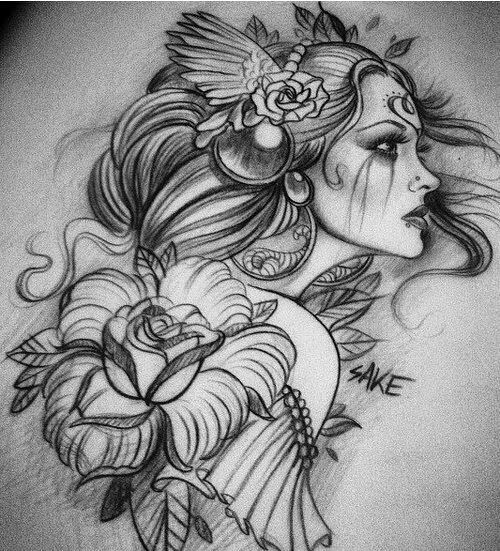 - That is georgous, I love that - I have this tattoo!!! - #magical world . Upliked by LuluBell88