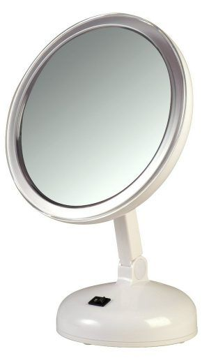 Floxite Daylight Makeup Mirror With Lights Amazon