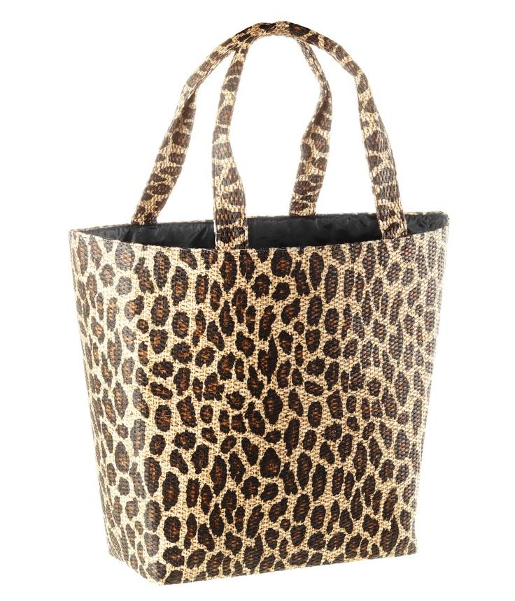 Leopard print straw bag from H & M: Luvz Leopards, Leopards Pin, Leopard Print, Wild Leopards, Leopards Luv, Leopards Totes, Animal Prints, Leopards Prints, De Leopardo