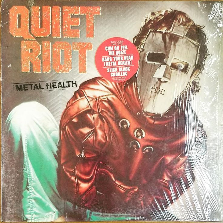 Quiet Riot - Metal Health is the first metal album to reach the top spot on the Billboard 200 in November 1983. #quietriot #metalhealth #nowspinning #nowplaying #cumonfeelthenoize #album #music #heavymetal #80s #80smusic #billboard #billboard200 #vinyl #vinylcollector #vinylcollection #vinylrecords #records #lp #cratedigger #cratedigging #recordstore #supportyourlocalrecordstore #nailcity #wheelingwv
