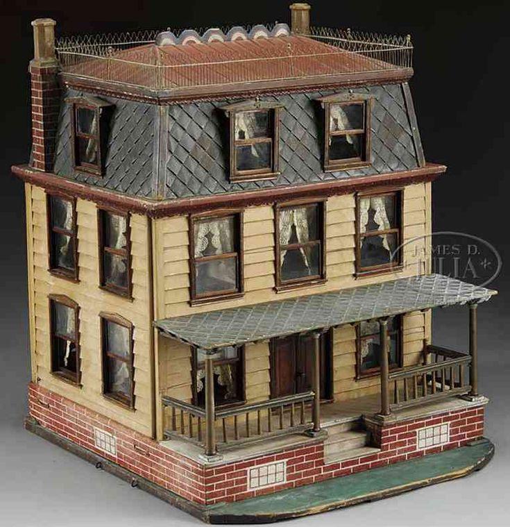 Dollhouse Miniatures Texas: 10012 Best DOLL HOUSES Images On Pinterest