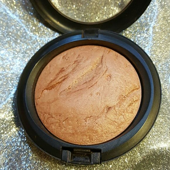 Mac Cheeky Bronze Mac Mineralize Skin finish in Cheeky Bronze. Only used a few times MAC Cosmetics Makeup Bronzer