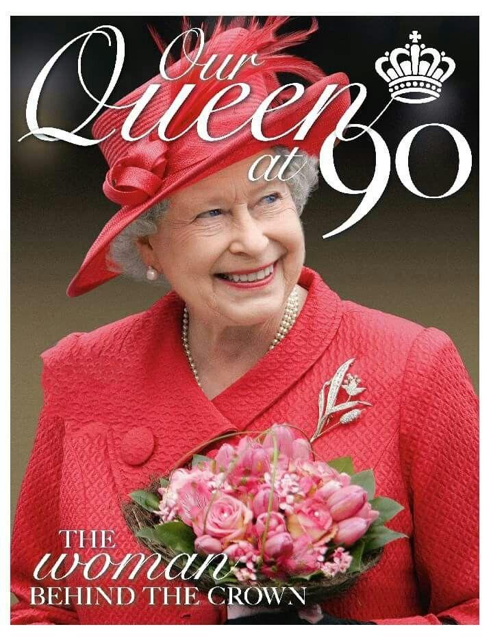 Happy 90 Queen Elizabeth!!!