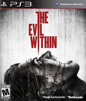 The Evil Within Sony PS3 PlayStation 3 Brand New Sealed
