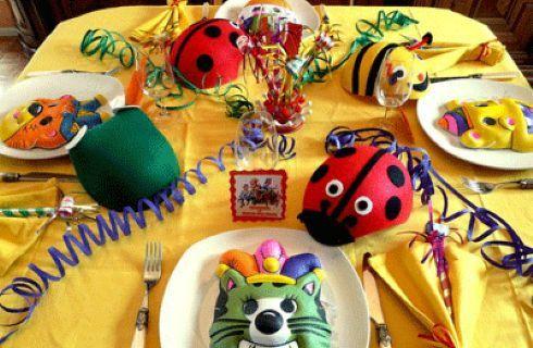 Addobbi di Carnevale per bambini: festoni, decorazioni e maschere fai da te