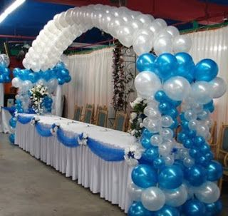 17 Best Images About Balloon Wedding Parties Decors