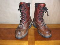 Size 13 D Red Wing Logger Boots
