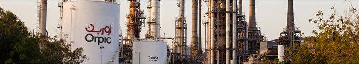 Orpic- Oman Oil Production and Petrochemicals Company is Oman's national refining and petrochemicals company providing 100% fuel to the nation.