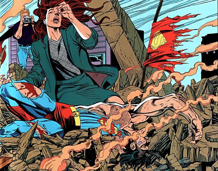Superman (Clark Kent) - DC Comics Database